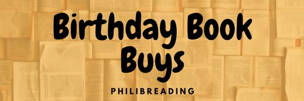 Birthday Book Buys