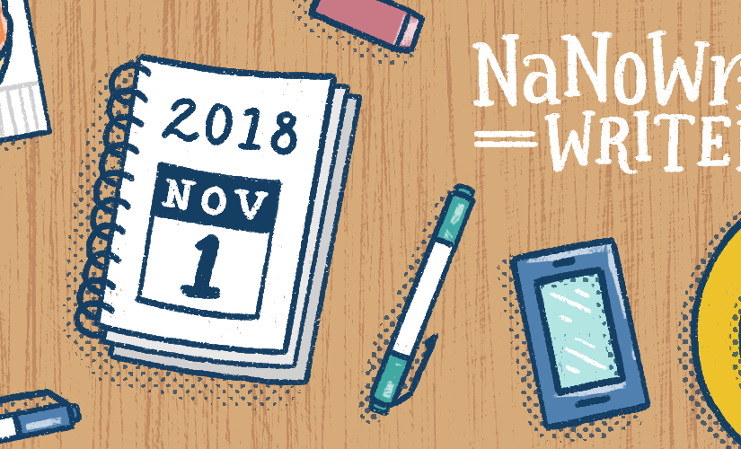 When Life Happens to NaNoWriMo